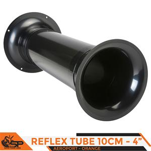 "REFLEX TUBE 10CM/4"" SPL ORANGE"